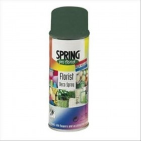 SPRAY FLORAL DECO 400ml verde musgo