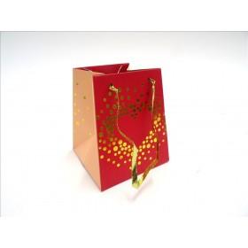 BASE KRAFT BOUQUETS 12x15xH18cm. vermellla(x20u.)