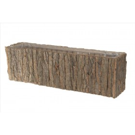 BASE RECTANGULAR CORTEZA 59x11x19cm w/pl Natural