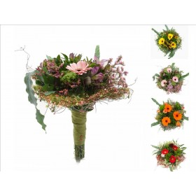 FLOR, BOUQUET TROPICAL 12-15 tallos