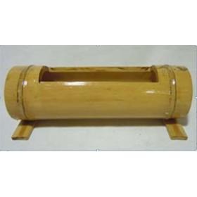 BASE BAMBOO NATURAL 33x11 H11CM